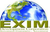 EXIM Development Corporation Logo